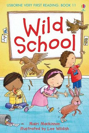 Book 11: Wild School (9781409507130)