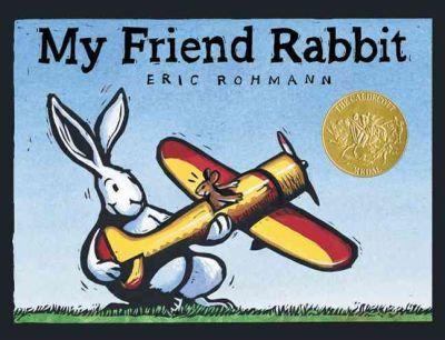 My Friend Rabbit (9781596436411)