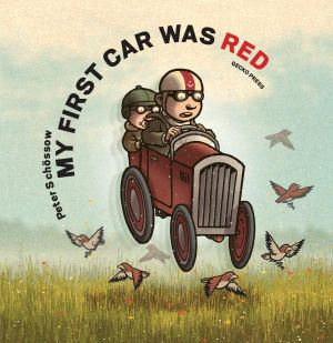 My First Car Was Red (9781877467684)