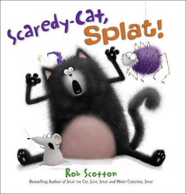 Scaredy-Cat, Splat! (9780007373413)