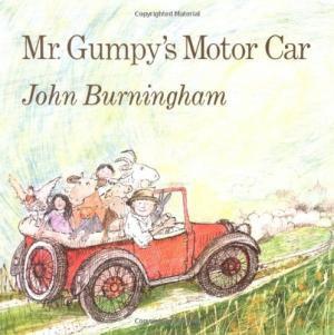 Mr Gumpy's Motor Car (9780099417958)