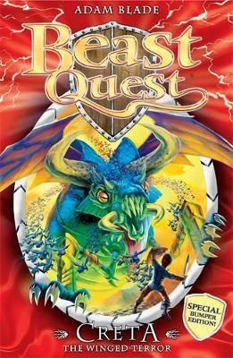 Beast Quest: Creta the Winged Terror (9781408307359)