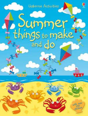 Summer Things to Make and Do (9780746076699)