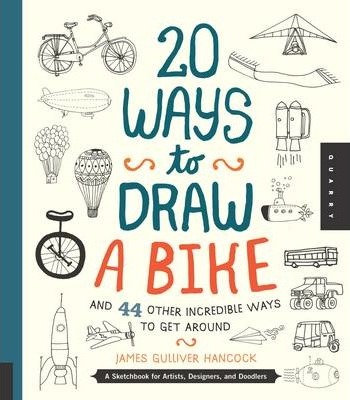 20 Ways to Draw a Bike (9781631590443)