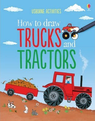 How to Draw Trucks and Tractors (9781409561996)