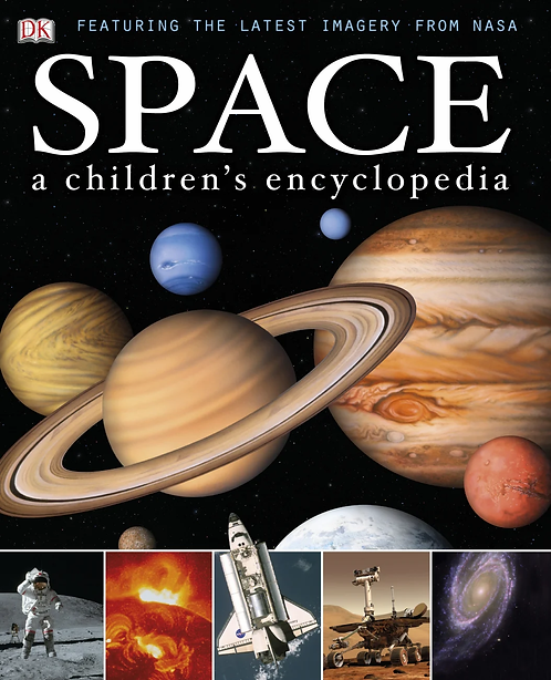 Space: A Child's Encyclopedia (9781405353755)