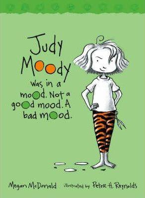 Judy Moody 1: Judy Moody was in a Mood (9781406302134)