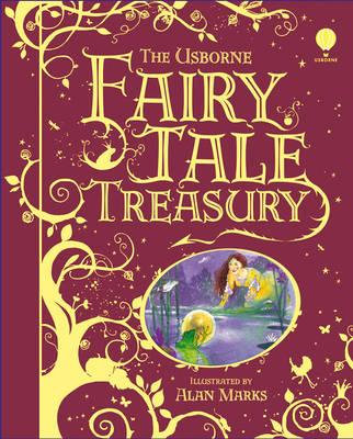 The Usborne Fairytale Treasury (9780746090237)