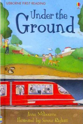 Under the Ground (9781409522188)
