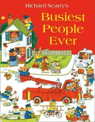 Busiest People Ever (9780007546367)