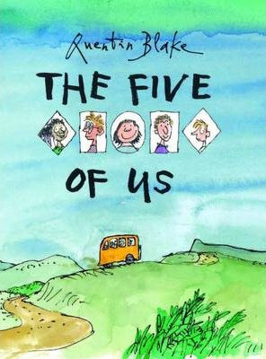 The Five of Us (9781849763042)