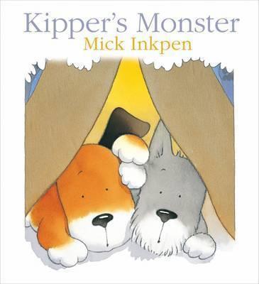 Kipper's Monster (9780340932087)