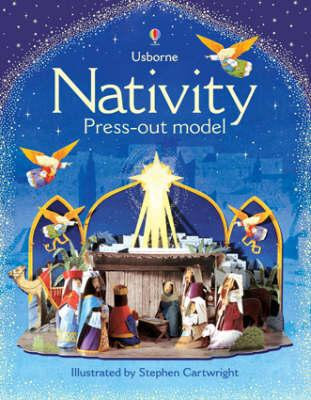 Nativity Press-out Model (9780746089262)
