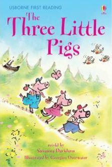 The Three Little Pigs (9780746078853)