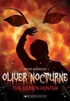 Oliver Nocturne 4: The Demon Hunter (9781741693874)