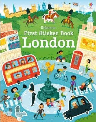London First Sticker Book (9781409582373)