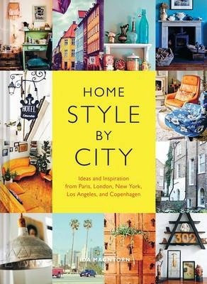 Home Style by City (9781452137179)