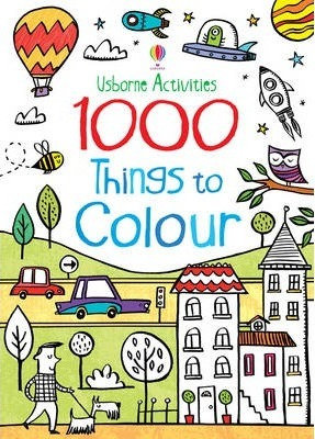 1000 Things to Colour (9781409555391)