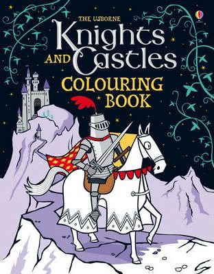 Knights and Castles Colouring Book (9781409524274)