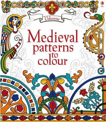 Medieval Patterns to Colour (9781409556121)