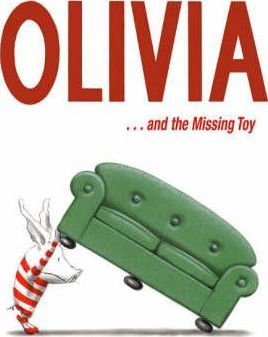 Olivia and the Missing Toy (9781416917441)