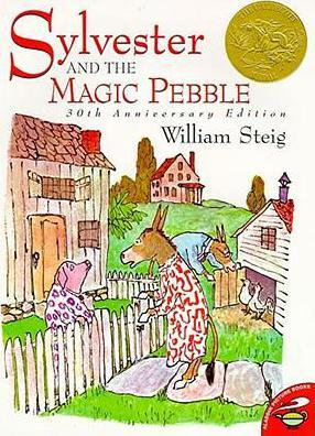 Sylvester and the Magic Pebble (9780671662691)