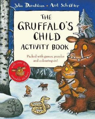 The Gruffalo's Child Activity Book (9780230707597)