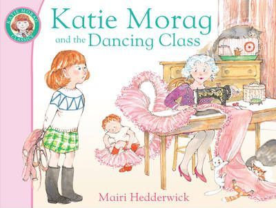 Katie Morag and the Dancing Class (9781849410854)