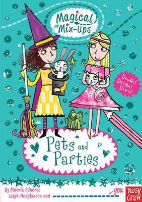 Pets and Parties Magical Mix-up Activity Book (9780857631619)