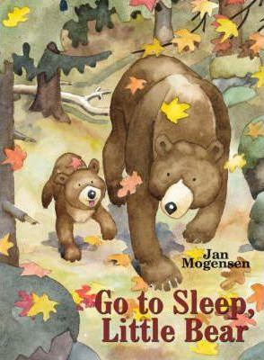 Go to Sleep, Little Bear (9780863154904)