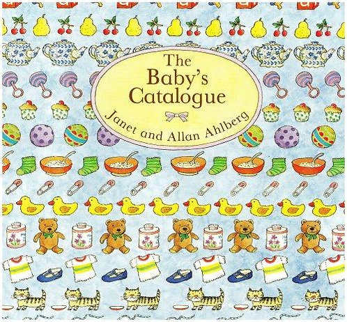 The Baby's Catalogue Board Book (9780141380773)