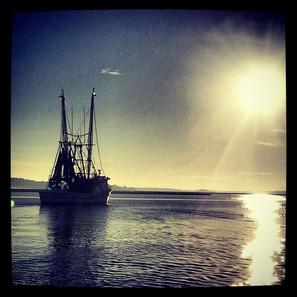 Jenna Renee shrimp boat