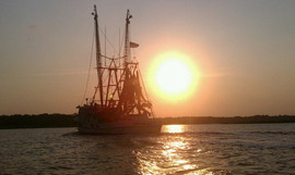 Jenna Renee shrimp boat