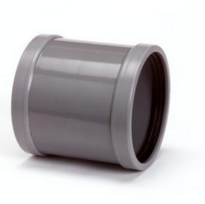 Steekmof PVC