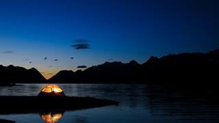 SR17 Lakeside Camping