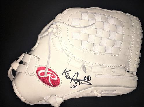 Autographed Keilani Glove