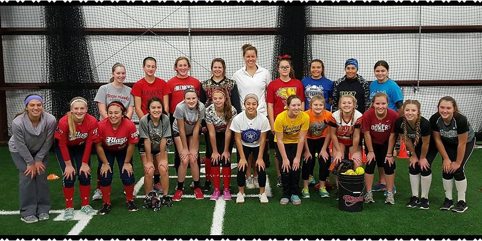 Group Softball Clinics