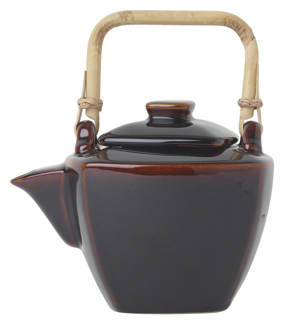 The Teapot from the Orient