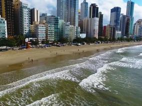 Praias de Balneário Camboriú/SC
