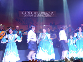 Noite Gaúcha - Garfo e Bombacha