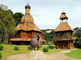 Memorial Ucraniano e Parque Tingui