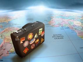 Documentos necessários para viajar com crianças e adolescentes.