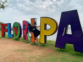 Florianópolis (Mãe de Mochileirinho)