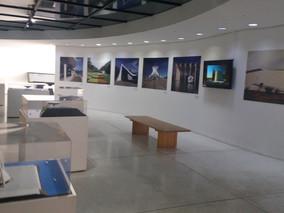 Museu do Olho - Oscar Niemayer