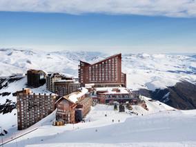 Valle Nevado Estação de Ski - Chile