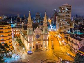 Curitiba/PR - Sua história