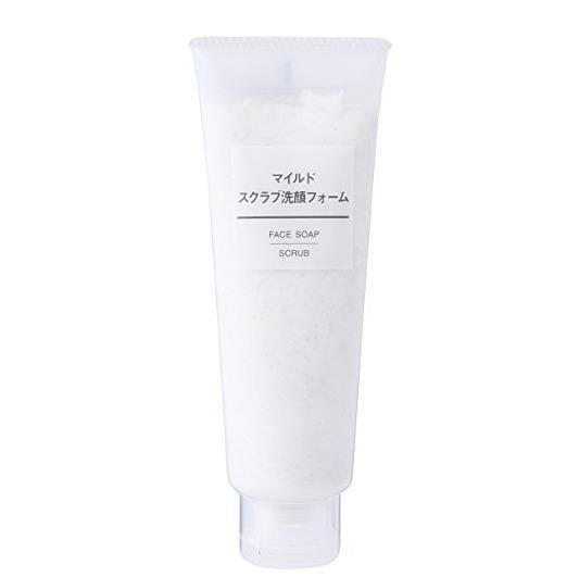 日本MUJI无印良品 敏感肌肤专用洁面乳 孕妇深层清洁温和洗面奶