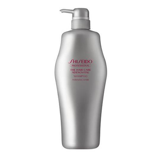 日本Shiseido资生堂 Adenovital头皮生机洗发露 控油养发固发洗发水500ML 每单限购一瓶