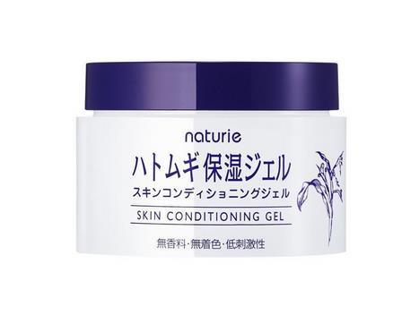 日本Naturie 薏仁精华美白补水保湿控油凝胶面霜 180g