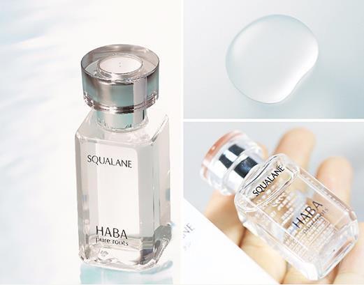 日本HABA 无添加主义鲨烷精纯美容油 COSME大赏受赏